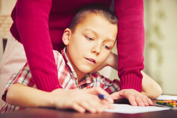 Austėja Landsbergienė: vaikai nėra sąskaita, į kurią investuoji ir tikiesi palūkanų