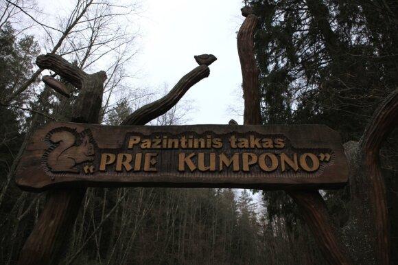 Pavėlavote: pažintiniai takai Lietuvoje, kurių nebėra