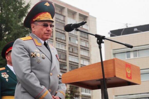 Rusijos Gynybos ministerijos nuotr.