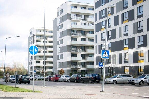 Anksčiau nuvertintas sostinės rajonas tampa Vilniaus žvaigžde