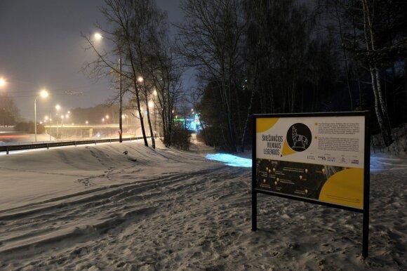 Vilniaus legendos Pasakų parke