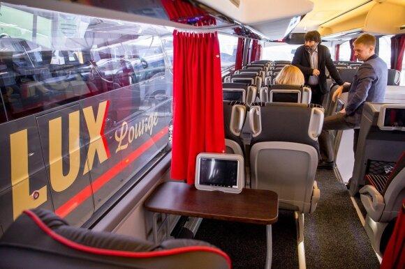 """Lux Express"" autobusai"