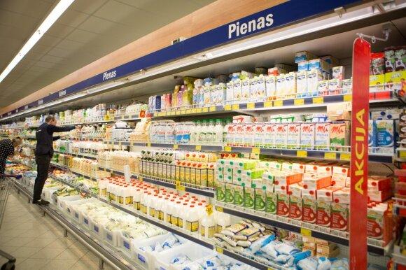 Pieno produktų poveikis kai kuriems gali būti nepakeliamas: ką reikėtų žinoti