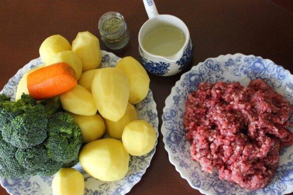 """3 pietų receptai šeimoms, auginančioms mažus vaikus <sup style=""""color: #ff0000;"""">+FOTO</sup>"""
