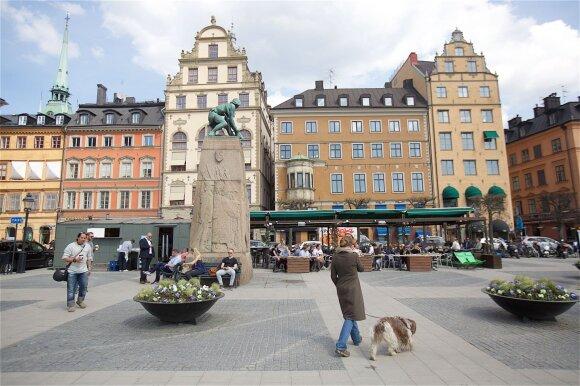 """Nepasirinkęs """"ant bangos"""" esančių specialybių nė kiek nesigaili – įsitvirtino ir Švedijoje"""