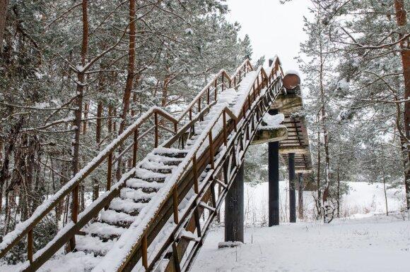 """Tiltas iš serialo """"Černobylis"""""""