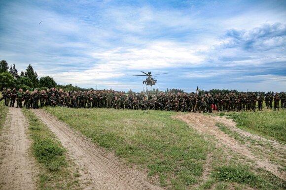 Šios pratybos neatsitiktinai tapo Rusijos taikiniu: sugriovė mitą, kad Lietuvą užimtų per 48 valandas