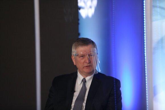 Prof. Rimantas Benetis
