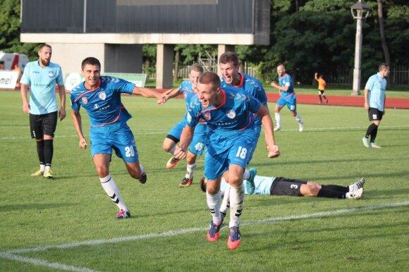 """Rimvydas Sadauskas (""""Stumbro"""" klubo nuotr.)"""