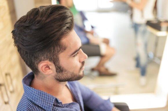Madingiausios vyrų šukuosenos ir kirpimai