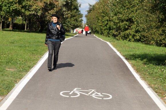 Gražiausi dviračių maršrutai visoje Lietuvoje