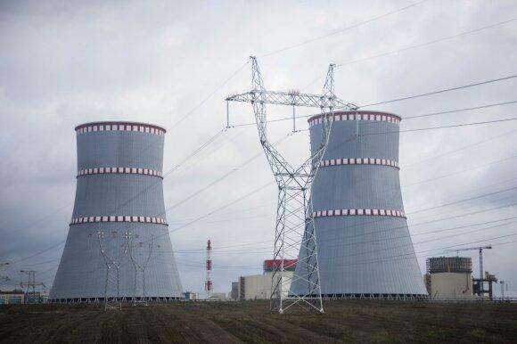Paluckas palaiko elektros pirkimą iš Astravo AE: konservatoriai, keldami isteriją, telkia elektoratą