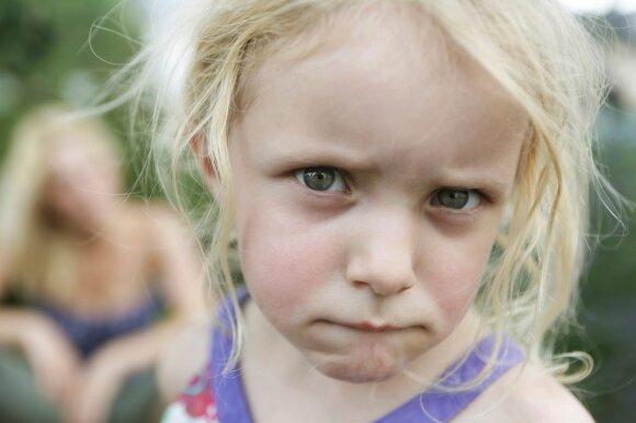 Jums atrodo, kad vaikas ožiuojasi, bet iš tiesų jis nori pasakyti kai ką svarbaus