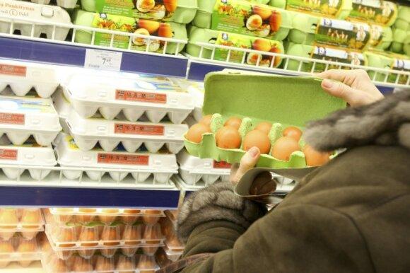 Prieš Velykas aktualu kiekvienam: kiek ir kaip virti kiaušinius