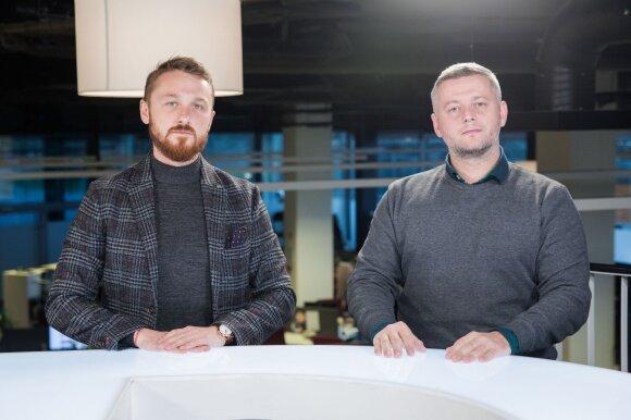 Андрей Марков и Евгений Соленков: русскоязычный юмор в Литве. Кто создаёт и для кого?