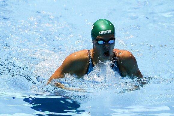 S. Bilis – Europos plaukimo čempionato pusfinalyje