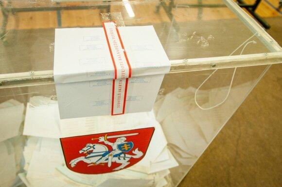 Выборы в Литве завершились, идет подсчет голосов