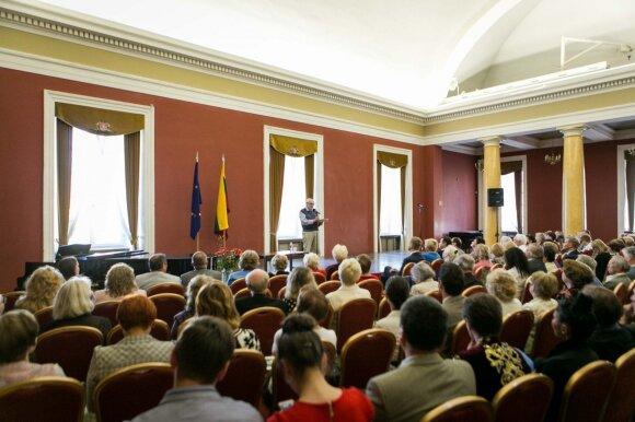 Монтвидайте: для литовцев принять правду о поликультурном богатстве Литвы – величайший вызов