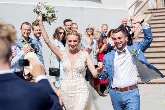 <em>Drifto</em> įžymybė Gediminas Ivanauskas surengė antras vestuves šią savaitę: išrinktajai piršosi varžybų metu