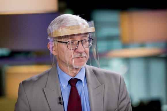 prof. Boguslavas Gruževskis