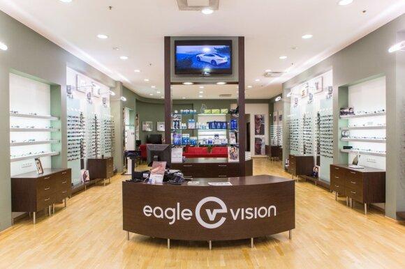 """Eagle Vision"" salonas"