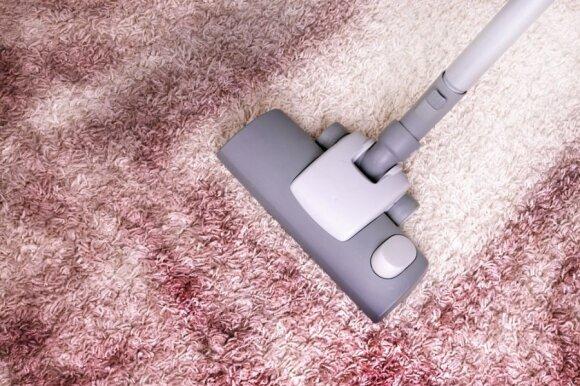 Išnešus kilimą laukan jis prisigers gaivos, o jūs pramankštinsite rankas