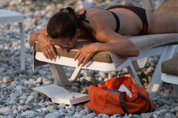 Rimta priežastis, kodėl turėtumėte pasimėgauti saulėtomis atostogomis