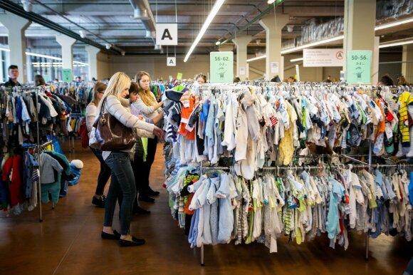 Sugrįžtanti MAMŲ MUGĖ kviečia šeimas gyventi ekologiškai ir taupiai