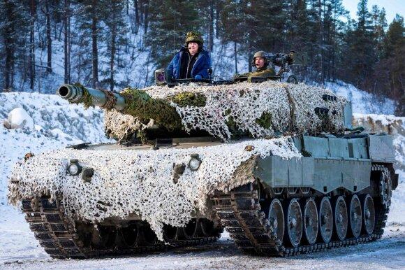 Naujas Šaltasis karas? Kas iš tiesų vyksta Arktyje