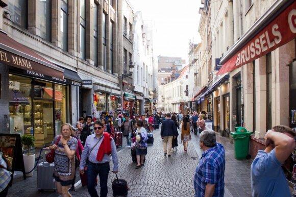 Pajamų nelygybė bado akis: kodėl belgai abejoja, ar gerai nugirdo lietuviškas algas