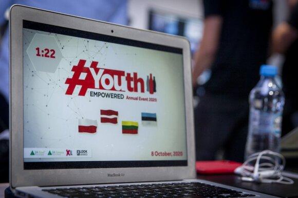 Garsių žmonių istorijos ir patarimai Lietuvos jaunimą skatino išbandyti save darbo rinkoje