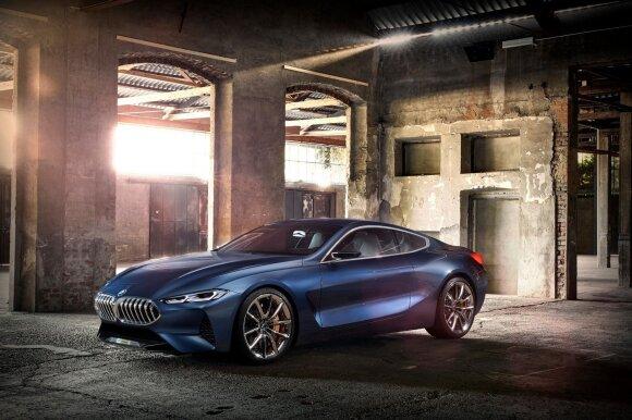 "BMW ""Concept 8 Series"""