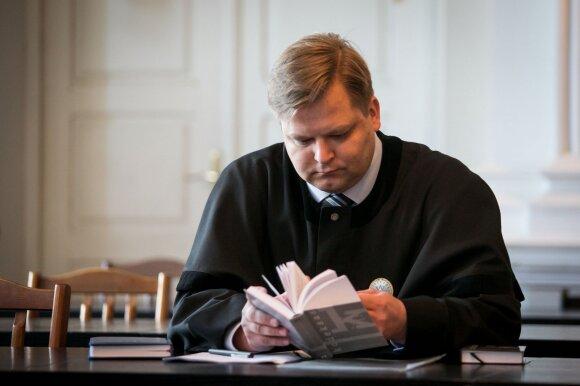 Advokatas Marius Monkevičius