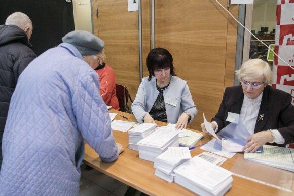 Išankstiniuose rinkimuose balsavusi Grybauskaitė rinkosi sąžiningą ir vykdantį pažadus