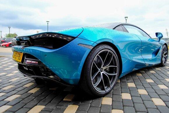 """""""McLaren 720S Spyder"""""""