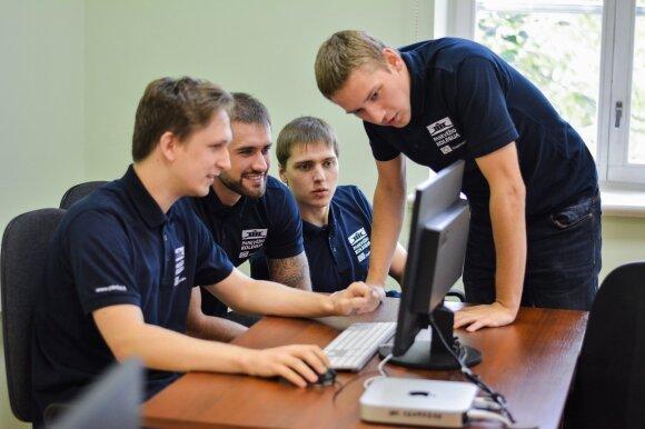 Panevėžio kolegijos Praktinio mokymo laboratotijos