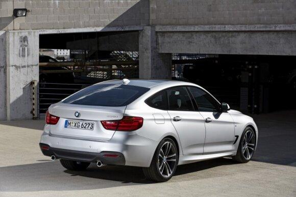 BMW 3-serijos Gran Turismo