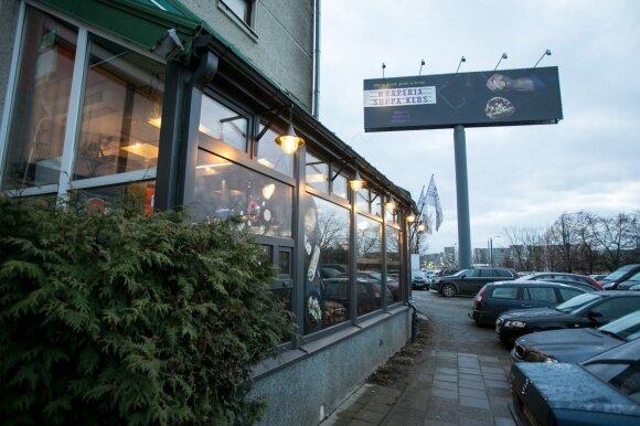 Rado, kaip atsikratyti nelaukiamų klientų: už kebabą prašo 28 eurų