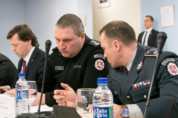 Darius Žukauskas, Linas Pernavas