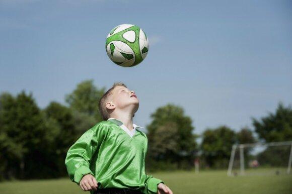 Kokie sporto būreliai tinkamiausi vaikams pagal jų amžių