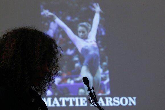 Mattie Larson