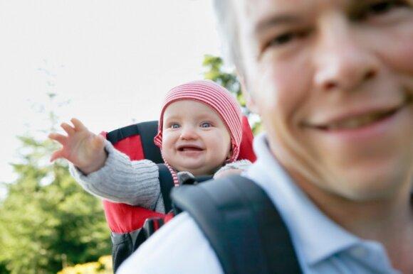 Kaip ugdyti ir lavinti vaiką nuo gimimo iki 3 metų