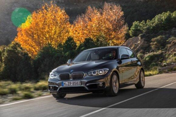 BMW vairuotojas: įvaizdžio auka ar turtuolis?