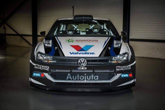 """Volkswagen Polo GTI R5"""