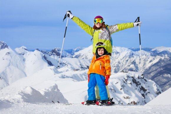 Dainininkas Lukas: kelionė į kalnus su vaikais – tėvų kantrybės išbandymas