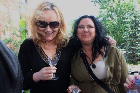 Rosita Čivilytė ir Agneta Gabalytė