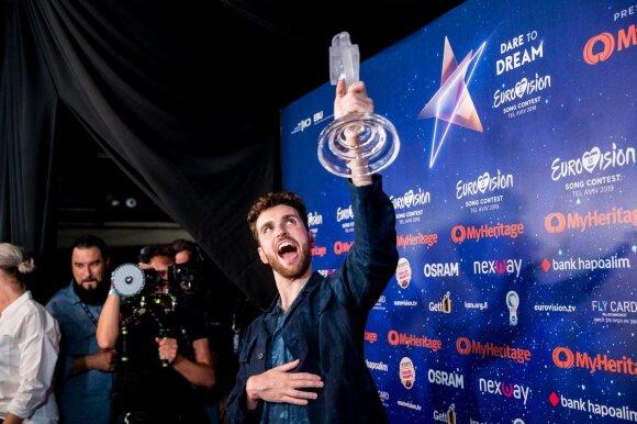 """Šių metų """"Eurovizijos"""" nugalėtojas Duncanas Laurence – apie seksualinę orientaciją, svarbią žinutę ir svajones"""