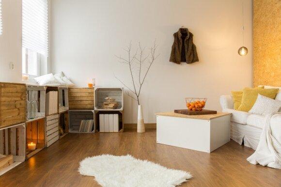 5 svarbūs žingsniai kuriant jaukius namus