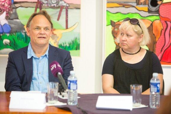 D. Gericke ir R. Rakauskaitė
