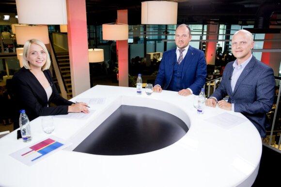 Kristina Pocytė, Žygimantas Mauricas, Matas Buzelis